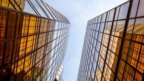 Business skyscraper